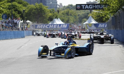 FORMULA E SECURES MINORITY INVESTMENTS FROM LIBERTY GLOBAL AND DISCOVERY COMMUNICATIONS