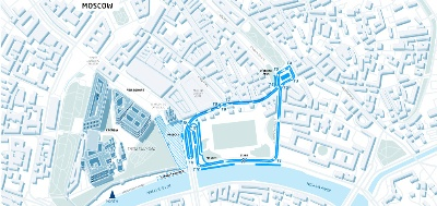 FORMULA E WILL RACE IN MOSCOW