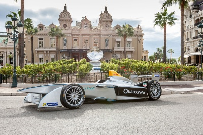 FORMULA E PARTNERS WITH PRINCE ALBERT II OF MONACO FOUNDATION