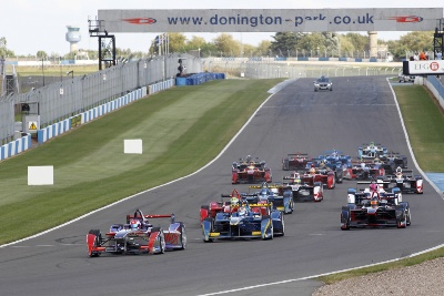 FORMULA E COMPLETES FULL EVENT SIMULATION AHEAD OF FIRST EVER RACE