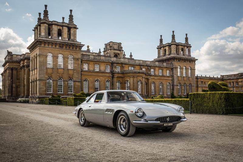 Forza Ferrari! Inaugural Salon Privé Concours Masters A Resounding Success