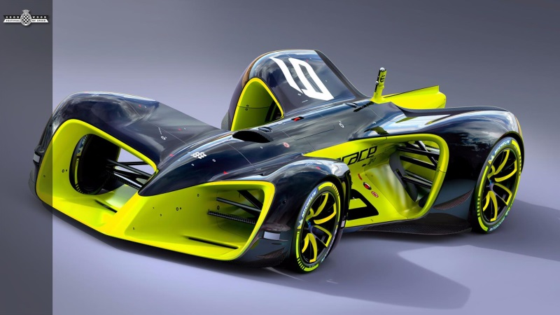 Festival Of Speed's New 'Future Lab' Showcases Cutting-Edge Car And Aviation Technology