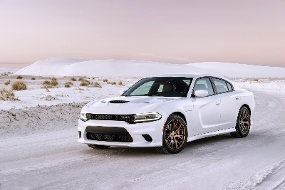 FOUR ENGINES, FOUR DOORS, EIGHT-SPEEDS AND UP TO A WORLD-LEADING 204 MPH: DODGE ANNOUNCES PRICING FOR CHARGER LINEUP