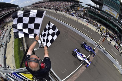 CLOSEST FINISH IN INDIANAPOLIS HISTORY HIGHLIGHTS BIG DAY FOR MAZDA ROAD TO INDY