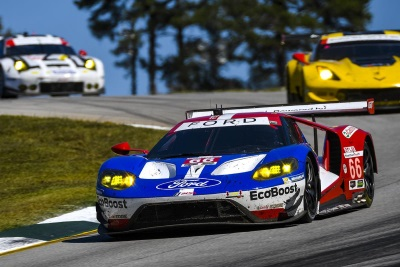 FORD CHIP GANASSI RACING ENDS STUNNING DEBUT YEAR WITH POLE, SECOND-PLACE FINISH AT PETIT LE MANS