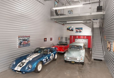 Garage Unlimited of Monterey Named Official Storage Solution of Mazda Raceway Laguna Seca
