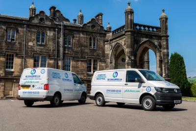 G D Chalmers Transporting Its Way Through Scotland With Volkswagen Vans