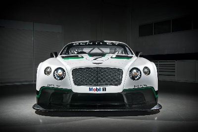 GENERATION BENTLEY RACING BECOMES FIRST BENTLEY CONTINENTAL GT3 CUSTOMER
