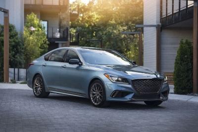 Genesis Motor America Reports August Sales