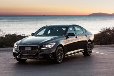 Genesis Motor America Reports June Sales