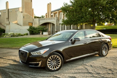 GENESIS ANNOUNCES PRICING FOR ITS G90 LUXURY FLAGSHIP SEDAN