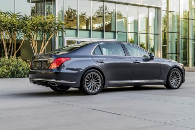 Genesis Ranked Highest Premium Nameplate For Initial Quality By J.D. Power