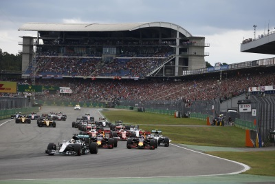 2016 German Grand Prix - Sunday