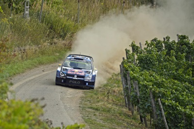 MADE (IT) IN GERMANY: VOLKSWAGEN ONE-TWO-THREE AT HOME WRC EVENT