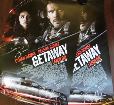 'GETAWAY' DVD RELEASE TO BE CELEBRATED AT DECEMBER 14TH CARROLL SHELBY FOUNDATION TOY DRIVE IN LA