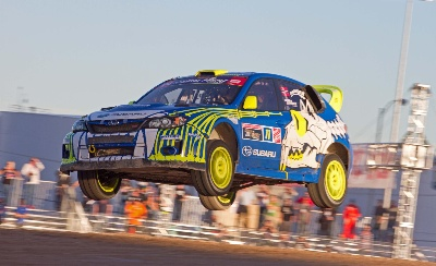 GLOBAL RALLYCROSS RACE RECAP: LAS VEGAS STRIP