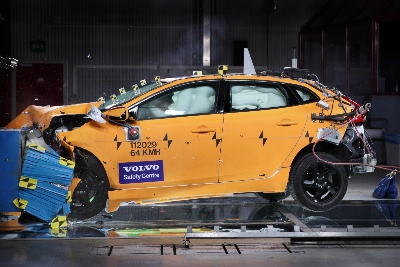 Global Ratings Confirm Volvo Cars' Safety Leadership