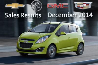 GM Deliveries up 19 percent in Blockbuster December