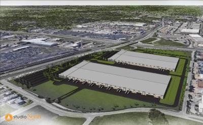 GM Arlington Supplier Park Creates Jobs, Efficiency