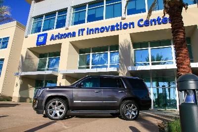 GM OFFICIALLY OPENS FOURTH INFORMATION TECHNOLOGY CENTER