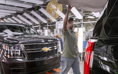 GM INVESTS $1.4 BILLION FOR ARLINGTON PLANT UPGRADES