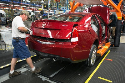 GM INVESTS $174 MILLION IN NEW LANSING STAMPING FACILITY