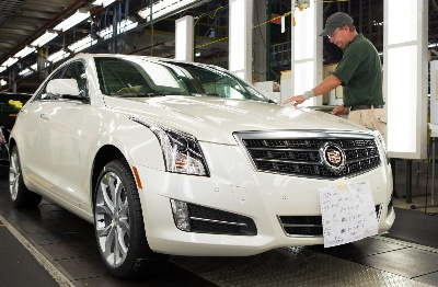 GM INVESTS $44.5 MILLION IN LANSING GRAND RIVER PLANT