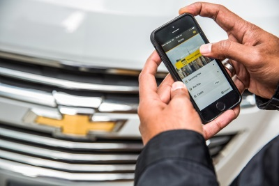 GM Unveils 'Let's Drive NYC' Car-Sharing Program