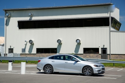 GM PAVING WAY TO SMARTER AND SAFER DRIVING AT ALL-NEW ACTIVE SAFETY TEST AREA