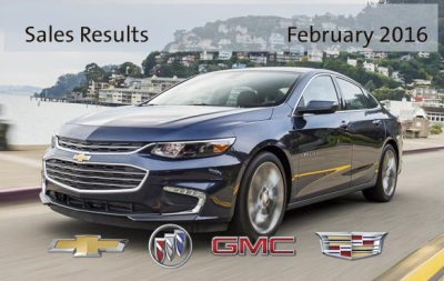 Chevrolet Remains the Industry's Fastest-Growing Full-Line Brand, with 11 Consecutive Months of Growth