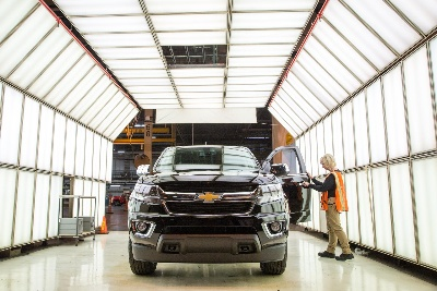 GM TO ADD THIRD SHIFT, 750 JOBS AT WENTZVILLE ASSEMBLY