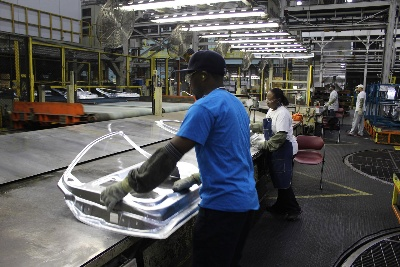 GM INVESTS $200 MILLION IN TWO MICHIGAN PLANTS