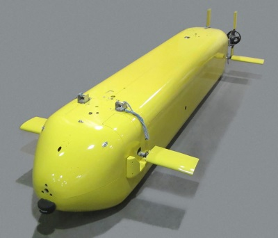GM AND U.S. NAVY COLLABORATING ON FUEL CELL-POWERED UNDERWATER UNMANNED VEHICLES