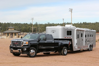 2015 GMC SIERRA 3500 HD WINS HEAVY DUTY CHALLENGE