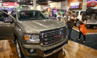GMC TAKES FANS ALONG FOR THE RIDE AT SUPER BOWL XLIX