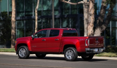 GMC CANYON EXPANDS CAPABILITY WITH NEW DURAMAX DIESEL