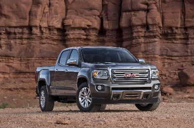 2015 GMC CANYON WITH ONSTAR 4G LTE READY FOR TAILGATE TASKS
