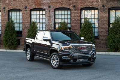 GMC CANYON AND SIERRA RANKED AMONG HIGHEST FOR RESALE
