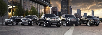 GMC RIDES WAVE OF MOMENTUM INTO 2015