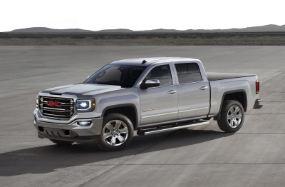GMC INTRODUCES 2016 SIERRA WITH EASSIST