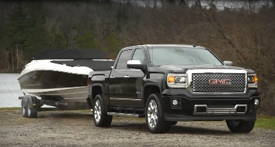 Sierra Trailering Tech Enhances Safety And Performance