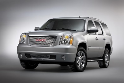 GMC BRAND TOP FIVE IN INDUSTRY; YUKON RECEIVES LARGE SUV SEGMENT AWARD