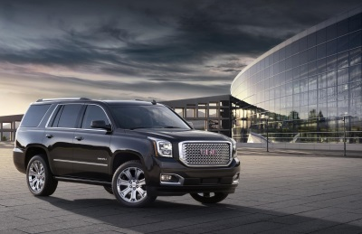 2016 GMC YUKON NAMED BEST LARGE SUV FOR FAMILIES