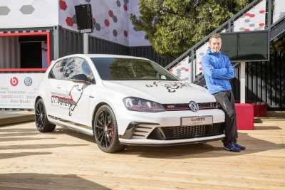 GOLF GTI IS NOW THE FASTEST FRONT-WHEEL DRIVE CAR ON THE NÜRBURGRING NORDSCHLEIFE