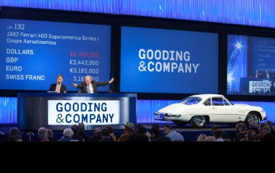 Gooding & Company's 2015 Scottsdale Auctions Total More Than $51.5 Million