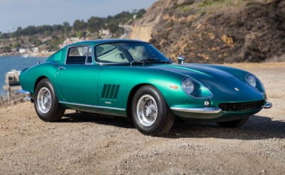 The Ultimate Sports Car Wish List on Offer at Gooding & Company's Scottsdale Auctions This January