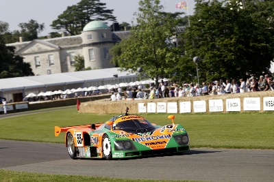 2015 GOODWOOD FESTIVAL OF SPEED CENTRAL FEATURE TO HONOUR MAZDA'S CHALLENGER SPIRIT