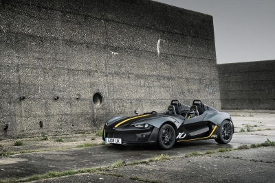 GOODWOOD SHOWCASE FOR TRACK-INSPIRED SPORTS CARS