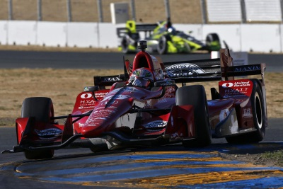 GOPRO INDY GRAND PRIX OF SONOMA RACE REPORT