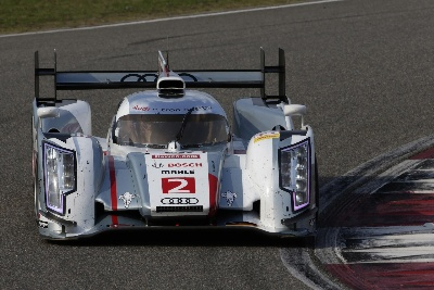 Grand finale for Audi: WEC season's last round in the desert